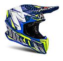 Шлем кроссовый Airoh Twist Iron (Blue), фото 2