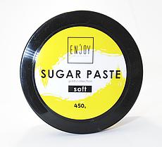 Сахарная паста для шугаринга Enjoy Gold Collection SOFT, 450g