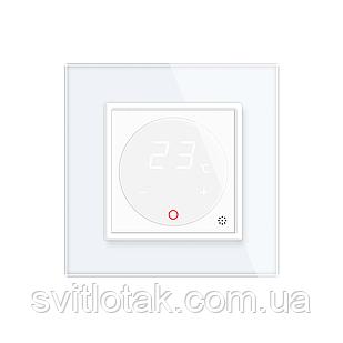 Терморегулятор Livolo для котлів опалення білий (VL-C701TM3-11)