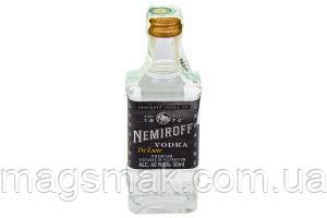 Водка Nemiroff DeLuxe 0.05л