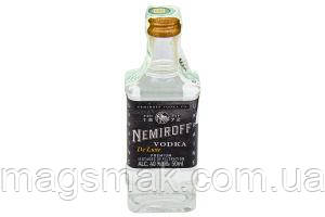 Водка Nemiroff DeLuxe 0.05л, фото 2