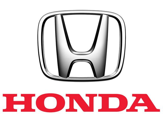 Хром накладки на решетки для Honda
