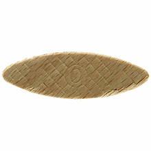 Шпонка (ламель) для дерев'яних з'єднань NR.0 / 100шт. (A-16922)