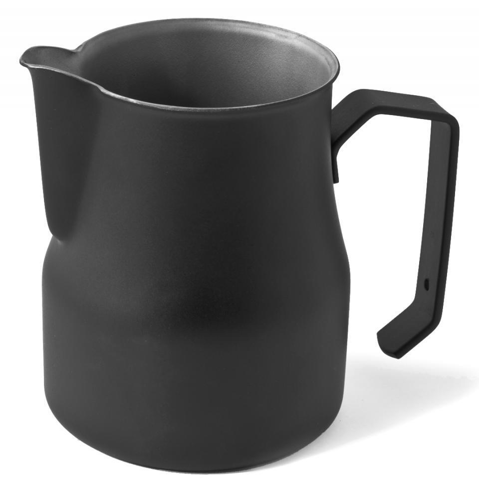 Питчер (молочник) Motta Europa, Черный, для молока, 500 мл