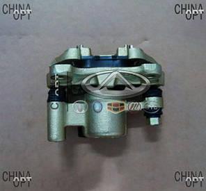 Суппорт тормозной задний правый, BYD F3R [1.5,HB], BYDF3-3502210, Aftermarket