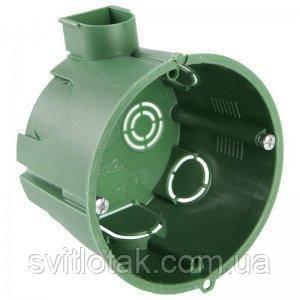 Круглий підрозетник для монтажу вимикачів Livolo (EU-60-MW)
