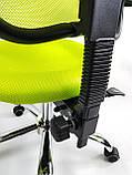 Крісло офісное Ergo D05 green, фото 2