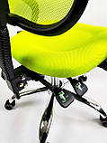 Крісло офісное Ergo D05 green, фото 5