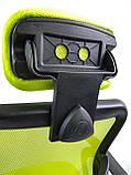 Крісло офісное Ergo D05 green, фото 3