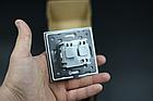 Розетка с заземлением Livolo 16А белый стекло (VL-C7C1EU-11), фото 9