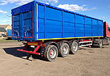 Тенты для зерновозов из ткани ПВХ - Германия 680 г/м2, фото 5
