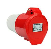 Силовий роз'єм 5х32 розетка EH-PSM-532 переносний