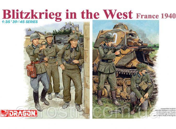 Blitzkrieg in the West France 1940 1/35 Dragon 6347