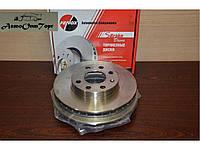 """Тормозной диск на Daewoo Lanos 13"""", model: ТВ-217060О3, производство: Fenox, каталожный номер: ТВ-217060О3; (комплект)"""