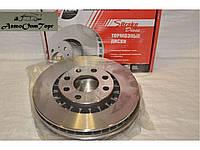 """Тормозной диск на Daewoo Lanos 14"""", model: ТВ-217065О3, производство: Fenox, каталожный номер: ТВ-217065О3; (комплект)"""