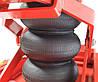 Траверса пневматическая ножничная усиленная 4,2t TPNU-420 AIRKRAFT, фото 4