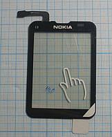Сенсор Nokia C3-01, черний orig-china