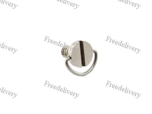 """Крепежный винт 1/4"""" с D-образным кольцом"""