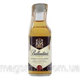 Виски Ballantine's 0.05л