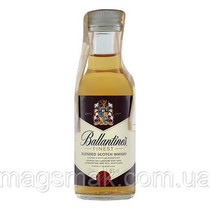 Виски Ballantine's 0.05л, фото 2