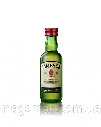 Виски Jameson 0.05л, фото 2