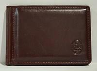 Зажим для денег P.T.K.-1 Collection Eligius (кож. зам.), COF-1001, Коричневый
