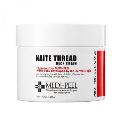 Крем для области шеи MEDI-PEEL Naite Thread Neck Cream 100ml - Корейская косметика в Киеве