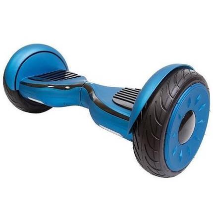 Гироборд SMART BALANCE Premium 10.5 Синий матовый, фото 2