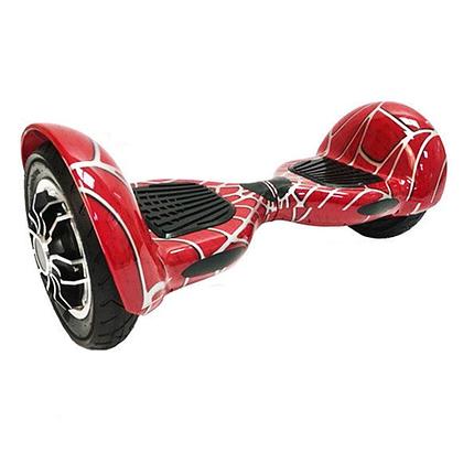 Гироборд SMART BALANCE PRO 10 Spider man Красный, фото 2