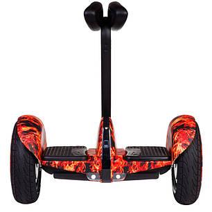 Мини Сигвей MiniRobot Ninebot Mini Pro 10.5 Пламя, фото 2