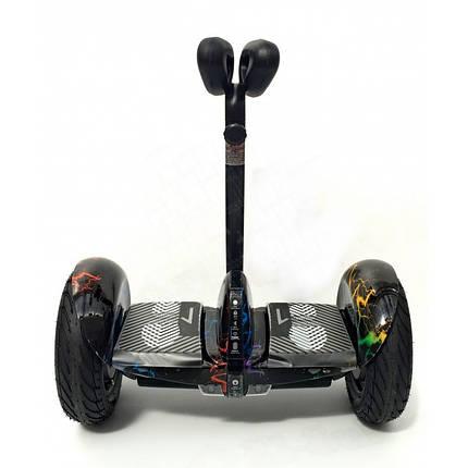 Мини Сигвей MiniRobot Ninebot Mini Pro 10.5 Цветная молния, фото 2