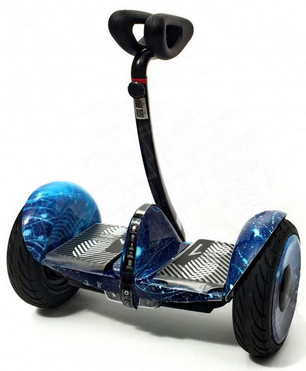 Мини Сигвей MiniRobot Ninebot Mini Pro 10.5 Звездное небо