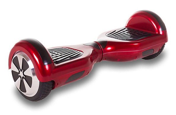 """Гироборд с самобалансировкой +App TAO Bluetooth + Сумка SMART BALANCE Pro 6,5"""" Красный"""