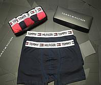 Набор мужских трусов TOMMY  HILFIGER 5 шт в подарочной упаковке