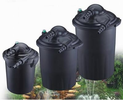 Напорные фильтры для прудов