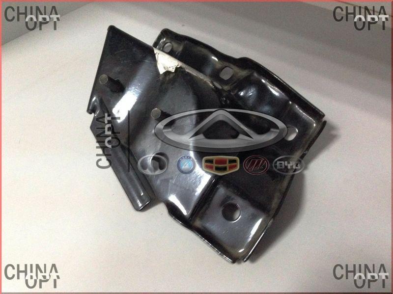 Крепление стабилизатора переднее, правое, Geely CK1F [с 2011г.], 1400719180, Aftermarket