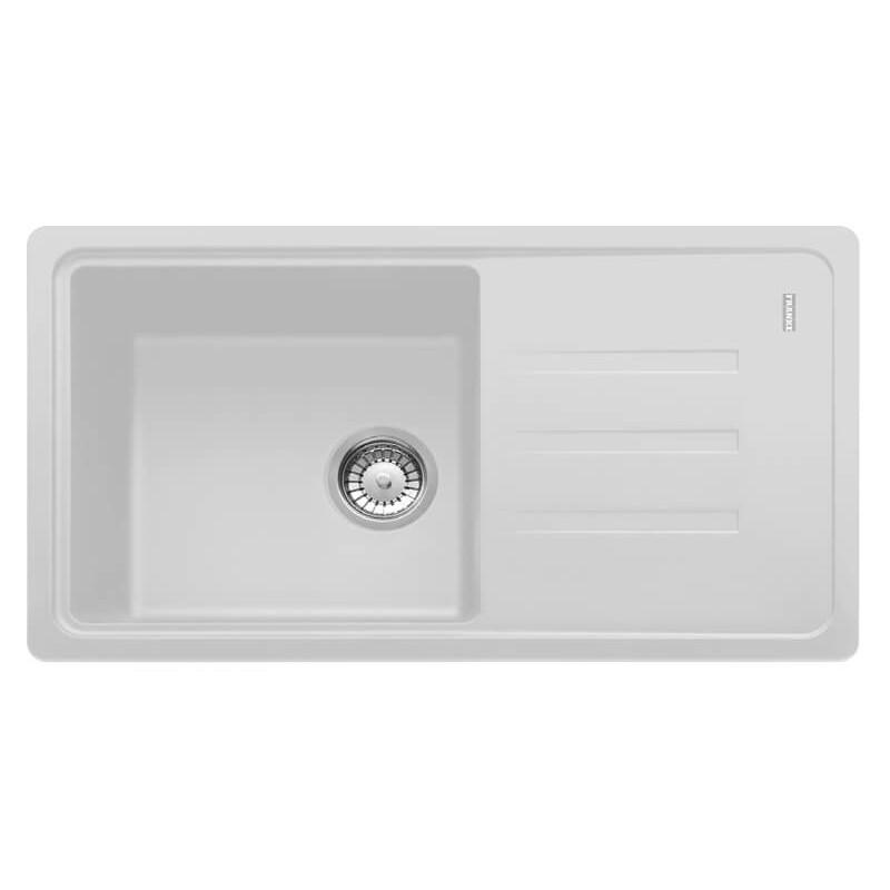 Кухонная мойка Franke Malta BSG 611-78 белый