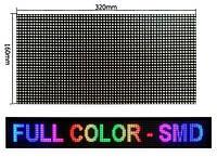 Дисплей светодиодный P5 RGB полноцвет уличный SMD (outdoor) 32x16 S