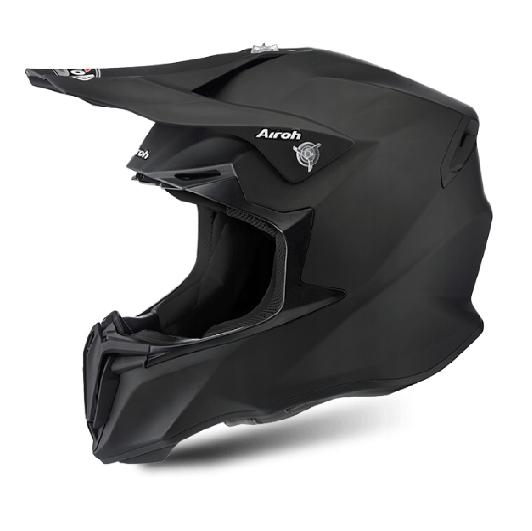 Шлем кроссовый Airoh Twist (Black)