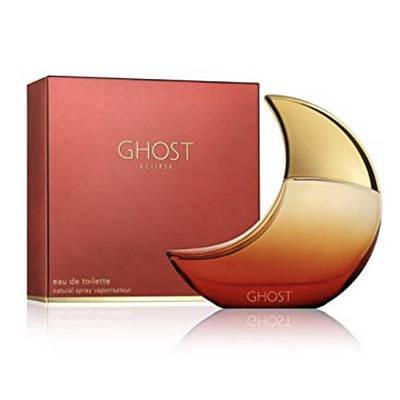 Французькі жіночі парфуми GHOST Eclipse 75ml туалетна вода, дивовижний цитрусовий квітковий аромат ОРИГІНАЛ