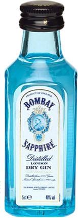 Джин Bombay Sapphire 47% 0.05л, фото 2