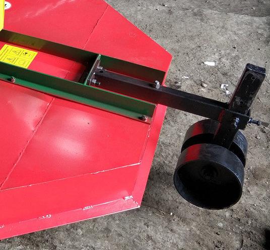Опорное колесо для косилки измельчителя