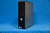 Б/У Системный блок Dell OptiPlex 380/Intel Xeon/4Gb DDR3/160Gb HDD/Intel GMA