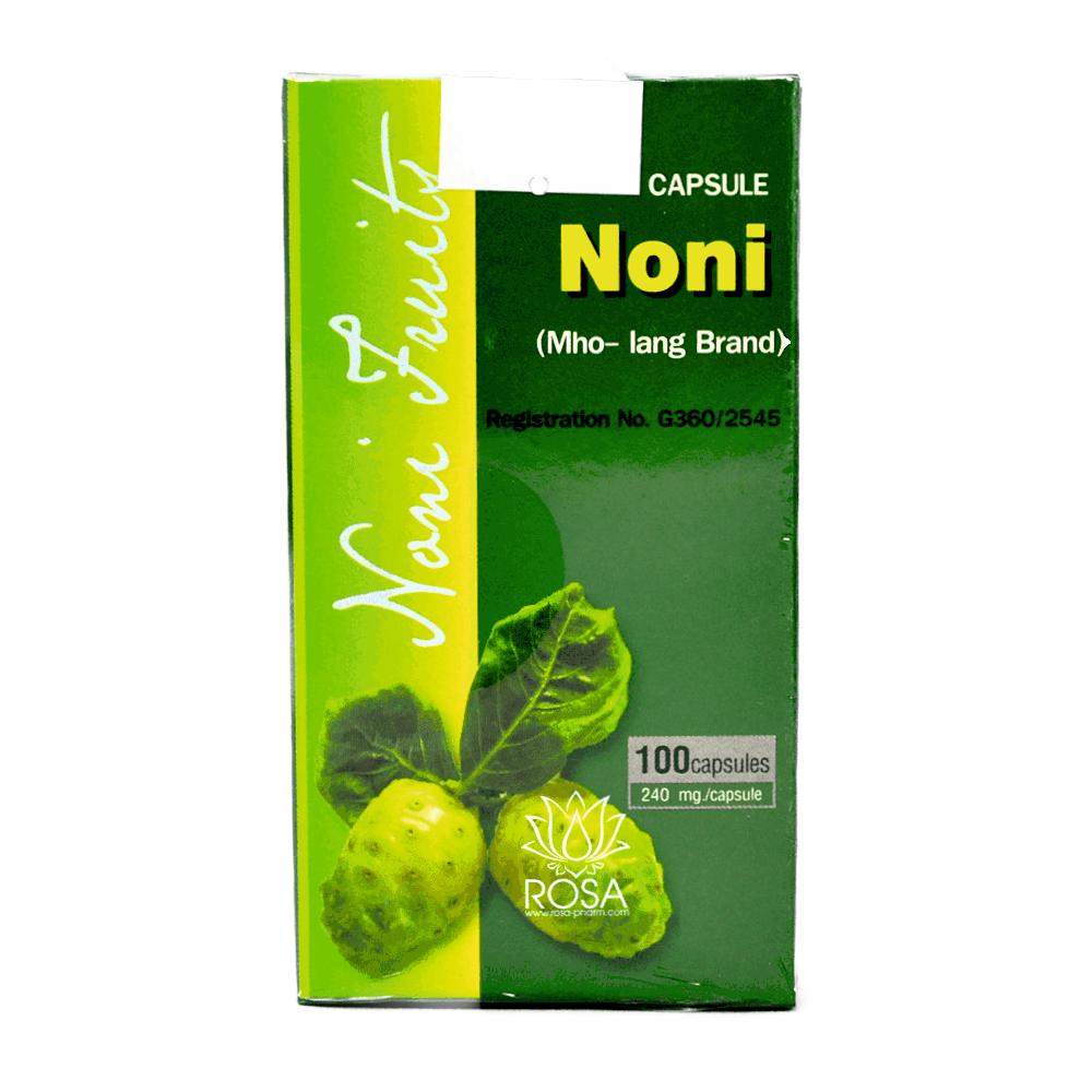 НОНИ - для иммунитета широкого спектра (Noni Capsules, Kongka Herb), 100 капсул