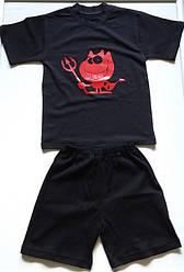 Комплект детский футболка +  шорты  2