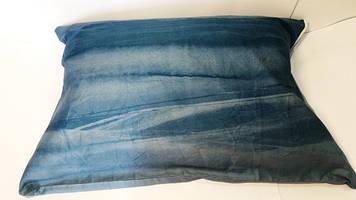 Наволочка на подушку 50 на 70 см, 2 шт Набор, Sarraf Home, Синий