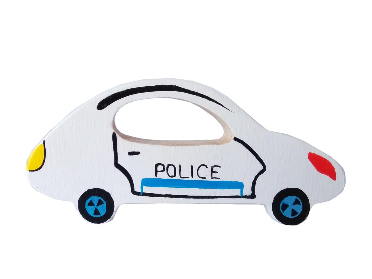 """Машинка Hega """"Патрульна поліція"""" (190)"""