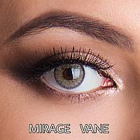Цветные линзы ЛЮКС качество с диоптриями от -1 до -6 с шагом 0,5 Rainbow Mirage Vane Турция -5
