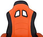 Кресло Либерти черно-оранжевый, Richman, фото 5