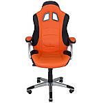 Кресло Либерти черно-оранжевый, Richman, фото 2